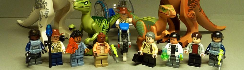 Bricksway!   LEGO för alla och lite till.